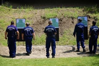 Rendőrök (lövészet) (rendőr, lövszet)