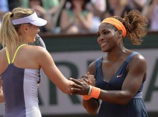 Serena Williams, Maria Sarapova (serena williams, maria sarapova, )