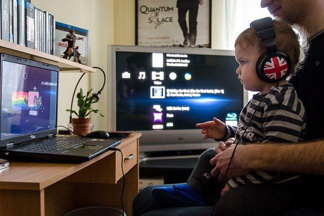 Tévéző gyerek (tévéző gyerek)