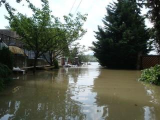 Verőce - árvíz (verőce)