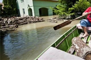 árvíz, csónak (árvíz, )