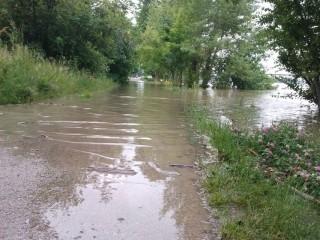 árvízi készülődés esztergomban (árvíz, esztergom, )