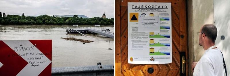 budapest árvíz idején (árvíz)
