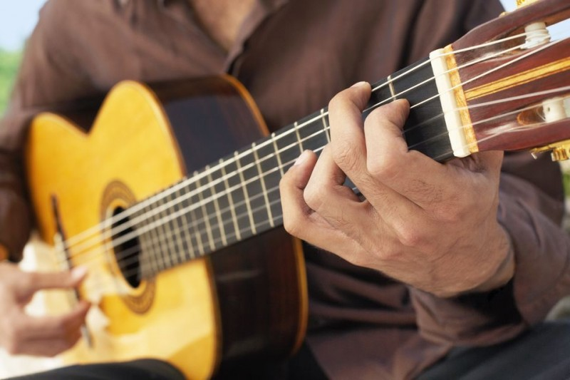 gitár (gitár, zene, )