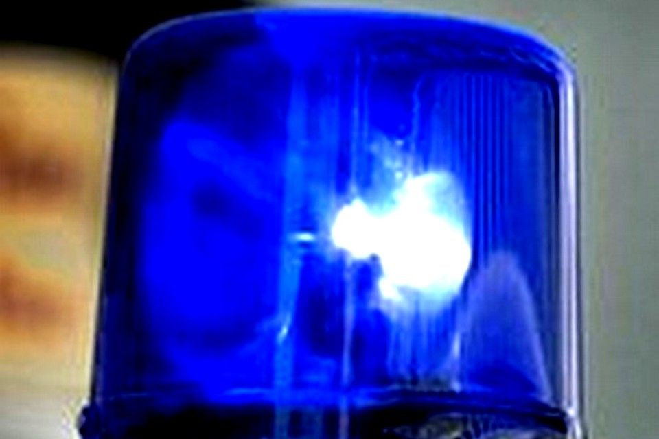 kék villogó (rendőrség, mentő, tűzoltó, )