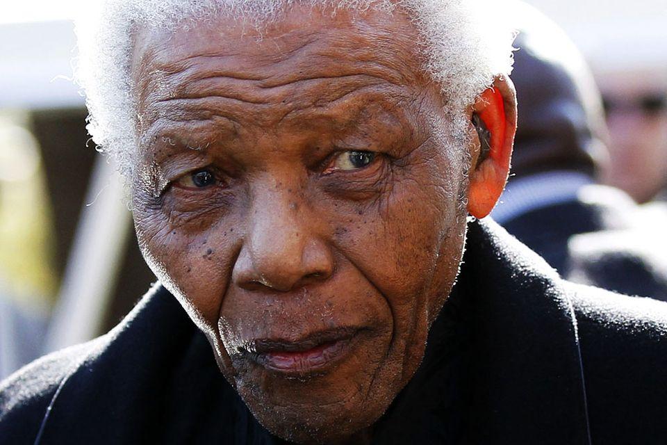 Nelson Mandela (Nelson Mandela)