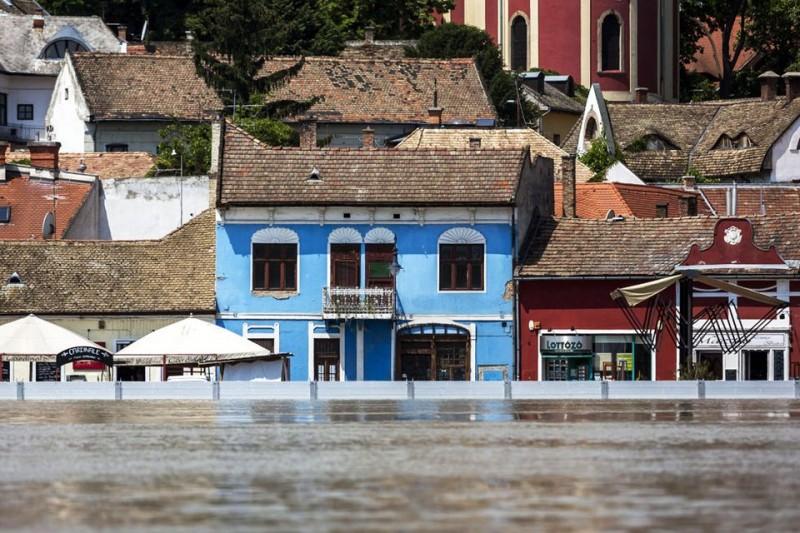 szentendre árvíz (szentendre, mobilgát, árvíz)