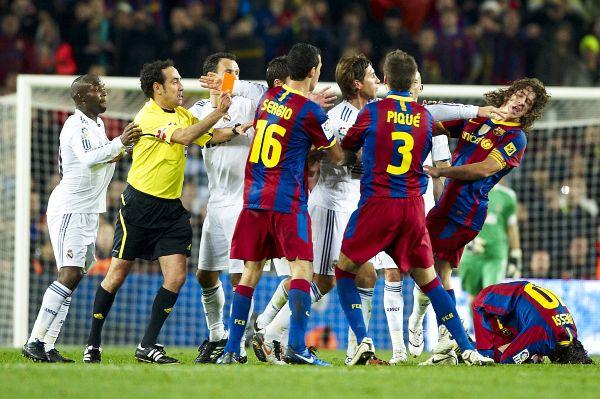 Barcelona-Real Madrid (Barcelona-Real Madrid)