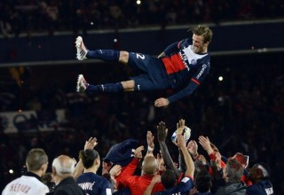 David Beckham (david beckam, psg, )