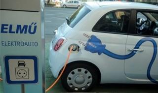 Elektromos autó töltő (elektromos autó, töltő, )