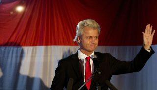 Geert Wilders (szélsőjobb, hollandia, )