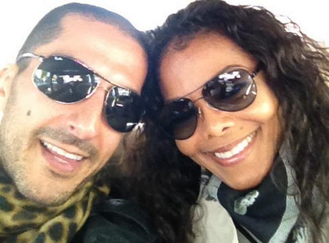Janet Jackson & Wissam Al Mana (janet jackson, )