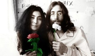John és Yoko az ágyban (1969) (john lennon, yoko ono, )