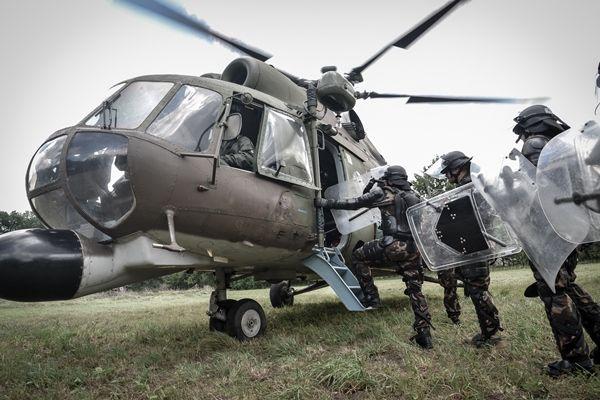 KFOR-9: felkészülés és zárógyakorlat (katona, bocskai istván lövészdandár, kfor, )