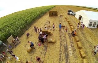 Labirintus a kiszombori kukoricásban (Labirintus a kiszombori kukoricásban)