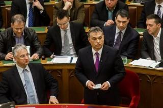 Orbán Viktor, Parlament (Orbán Viktor, Parlament)