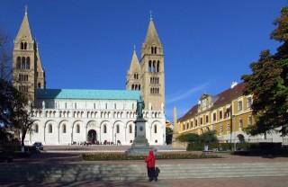 Pécsi székesegyház (székesegyház, )