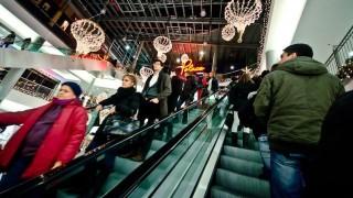 Plázaroham karácsony előtt (karácsony, vásárlás, pláza)