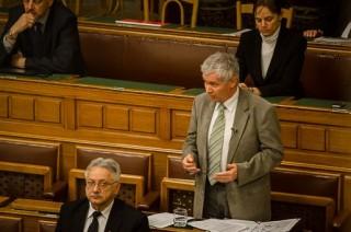 Polt Péter, Parlament (Parlament)
