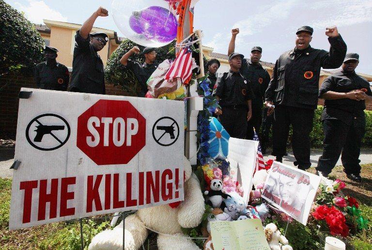 Trayvon Martin (trayvon martin, )