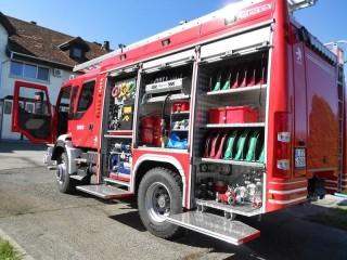 Új tűzoltóautó Szegeden (Új tűzoltóautó Szegeden)