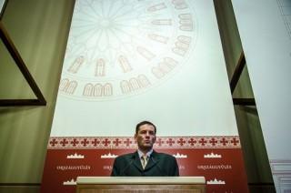 Volner János, Parlament (Parlament)
