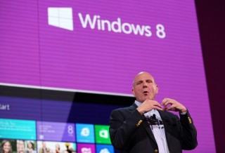 Windows 8 (windows 8, steve ballmer, microsoft, )