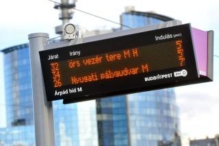 bkk futár (megálló, utastájékoztató, bkk, bkv)