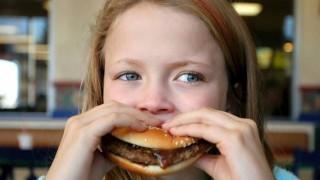 hamburger (hamburger, gyerek, )