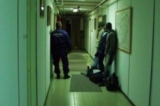 határsértők a rendőrségen (migránsok, embercsempészet, )