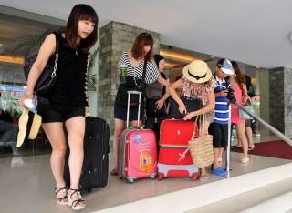 kínai lány, utazás (kínai lány, utazás)