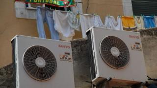 klímaberendezés (klíma, légkon)