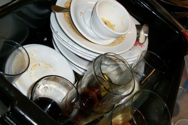 koszos edények (koszos edények)