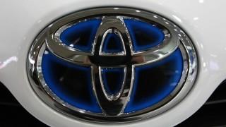 toyota logó (toyota logo)