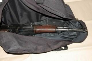 AK-47 ( ak-47, gépfegyver, )