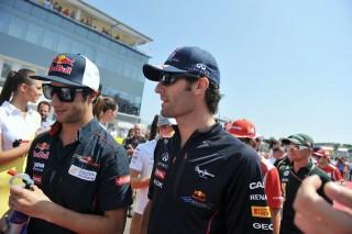 Daniel Ricciardo, Mark Webber (daniel ricciardo, mark webber, )