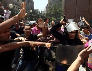 Egyiptomi tüntetések (egyiptom, )
