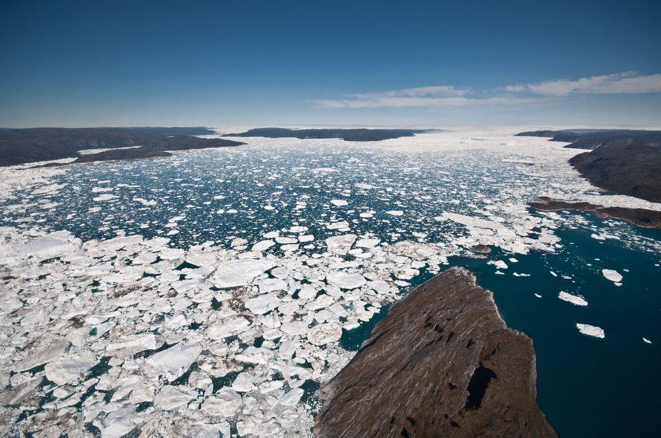 Grönland (grönland, jég, )