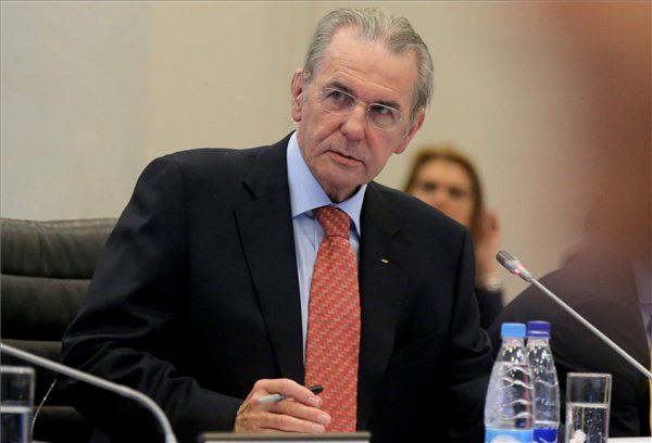 Jacques Rogge (Jacques Rogge)