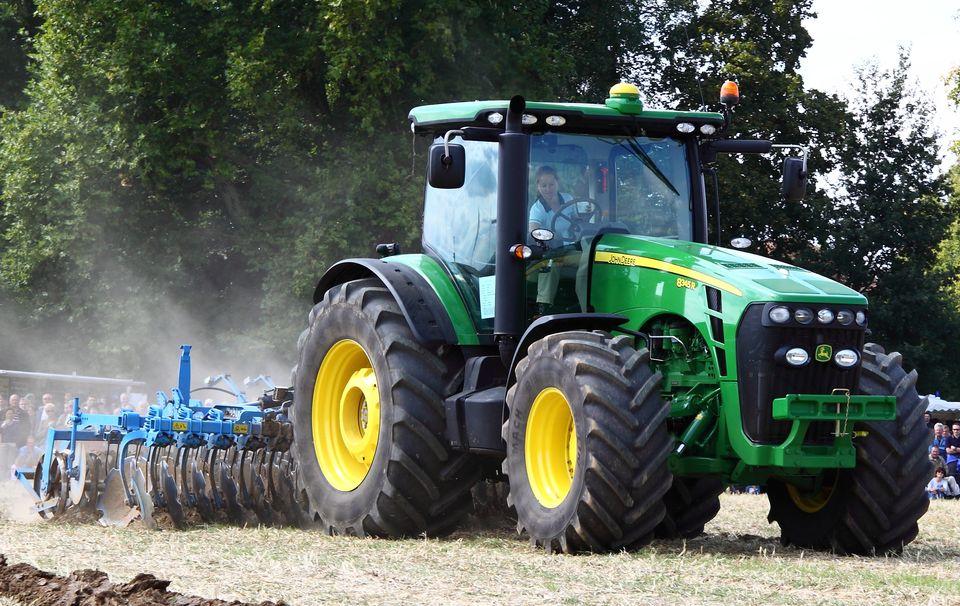 John Deere (John Deere, traktor, )