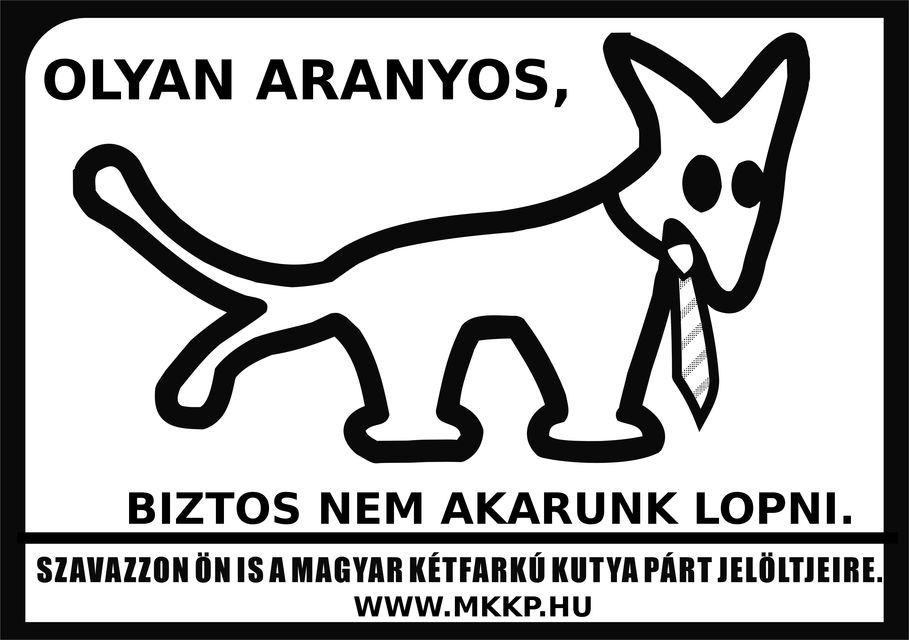 Kétfarkú Kutya Párt (kétfarkú kutya párt, )