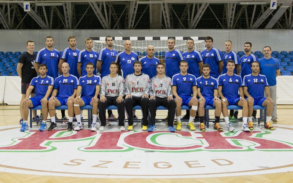 Pick Szeged csapatfotó 2013-14 (Pick Szeged csapatfotó 2013-14)