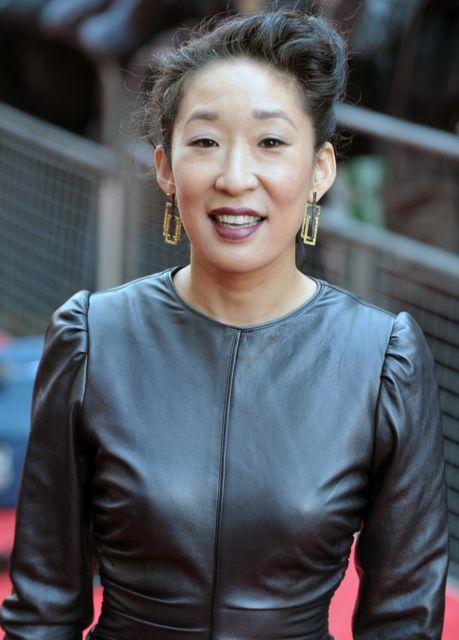 Sandra Oh (Sandra Oh)