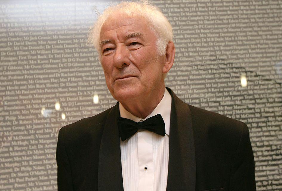 Seamus Heaney (Seamus Heaney)