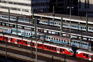 Vasút Déli pályaudvar (Vonat, Flirt, Déli pályaudvar)