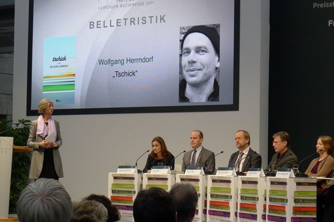 Wolfgang Herrndorf (Wolfgang Herrndorf)