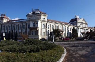 csíkszereda városháza (csíkszereda, )