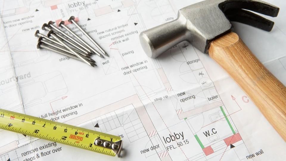 építész (építészet, tervek)