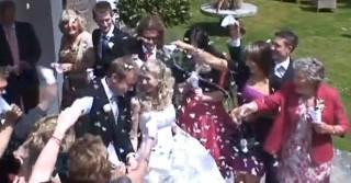 esküvő (esküvő, ara, menyasszony)
