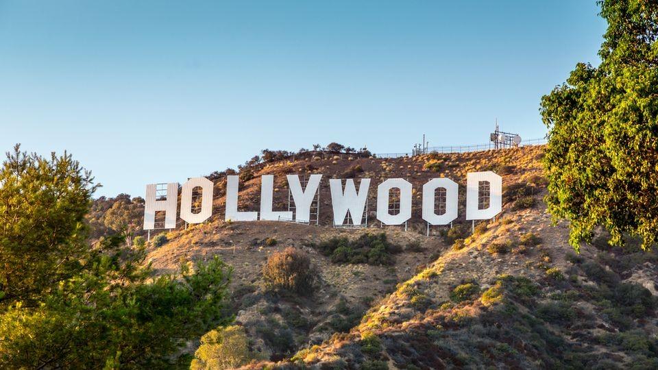 hollywood tábla (hollywood, )